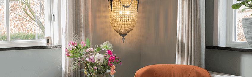 Lampy kryształowe wiszące