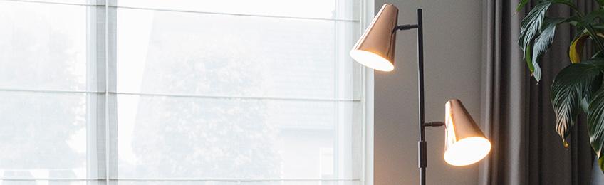 Lampa stojące LED
