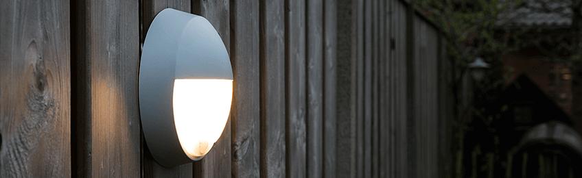 Lampy z czujnikiem ruchu