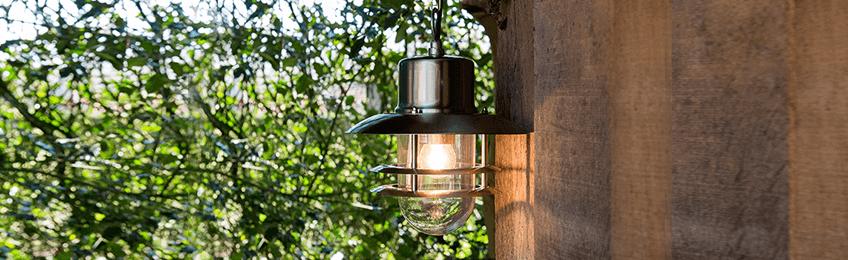 Lampy wiszące zewnętrzne