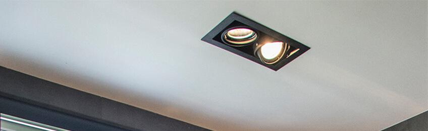 Oprawy wpuszczan LED