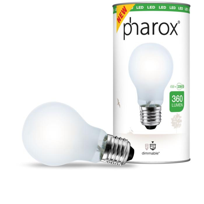 Żarówka-Pharox-LED-A60-Opal-360-lumenów