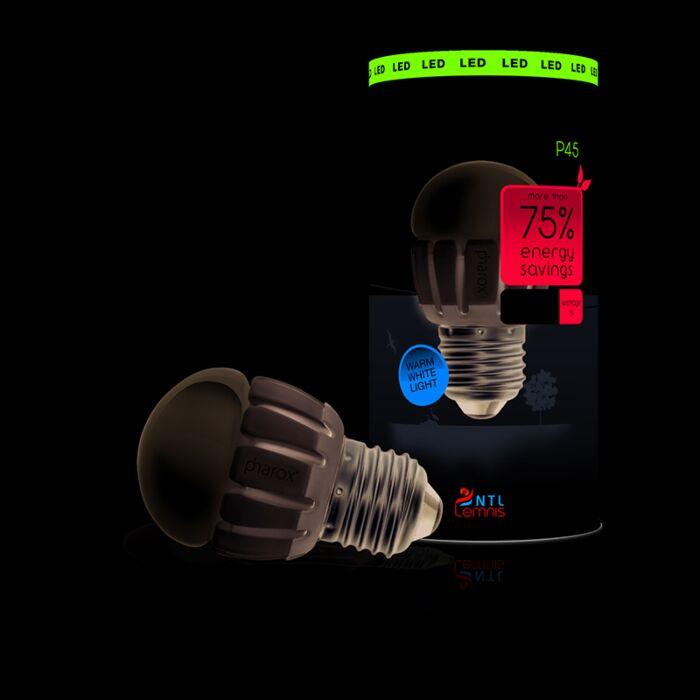 Żarówka-Pharox-LED-200-lumenów-P45-E27-230V