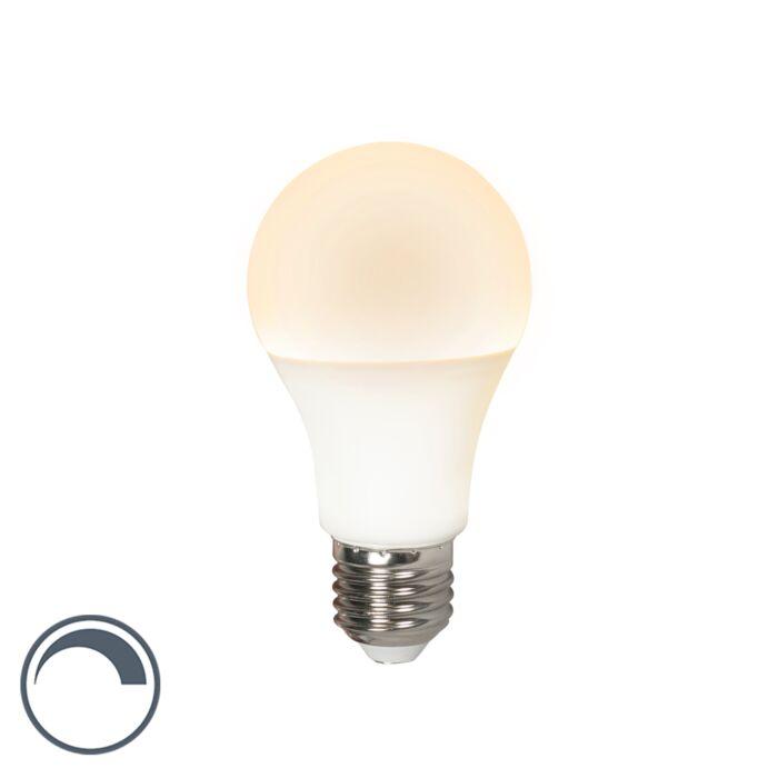Lampa-LED-E27-240V-12W-1200lm-A60-ściemnialna