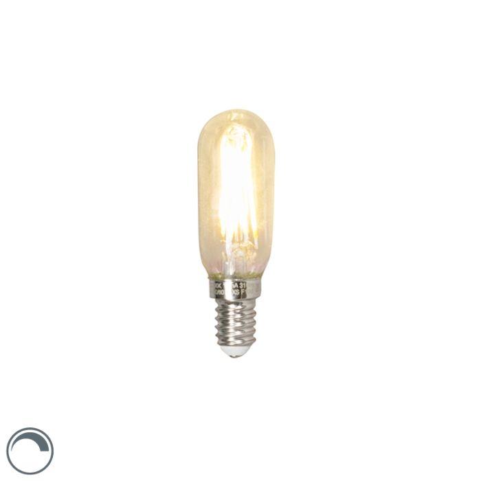 Żarówka-LED-E14-filament-240V-3,5W-310lm-T24-ściemnialna