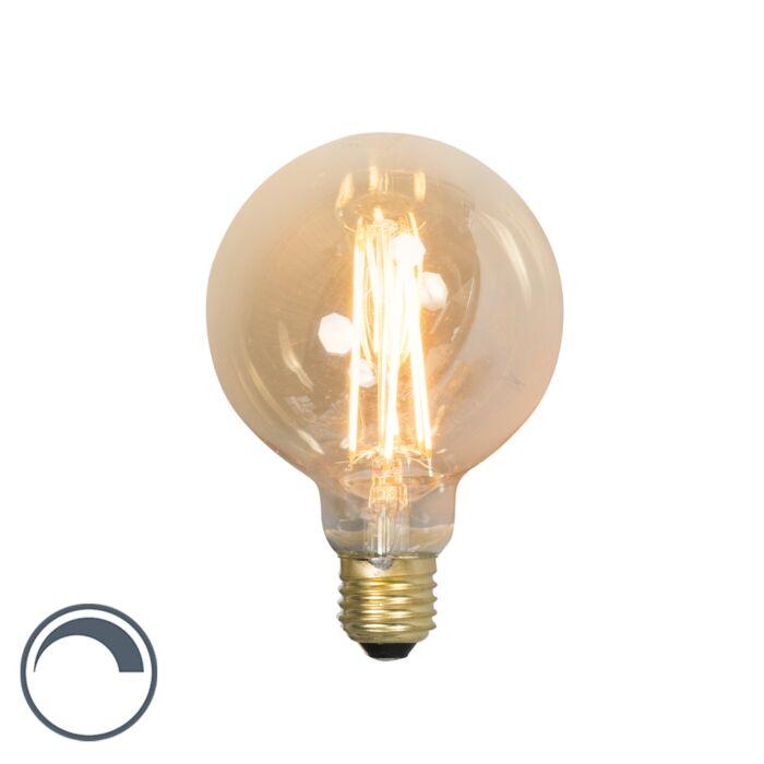 Żarówka-LED-E27-filament-240V-4W-320lm-ściemnialna