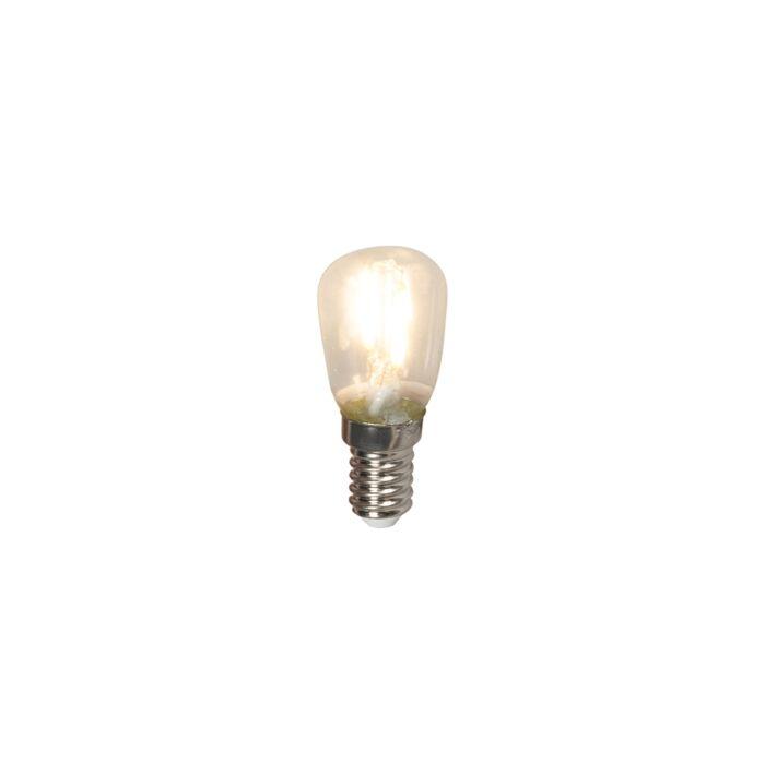Żarówka-LED-E14-T26-1W-100lm-2700K