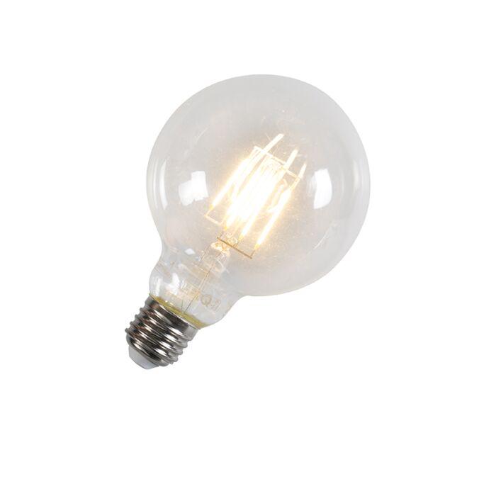 Żarówka-Led-z-żarnikiem-G95-E27-6W-600-lumenów