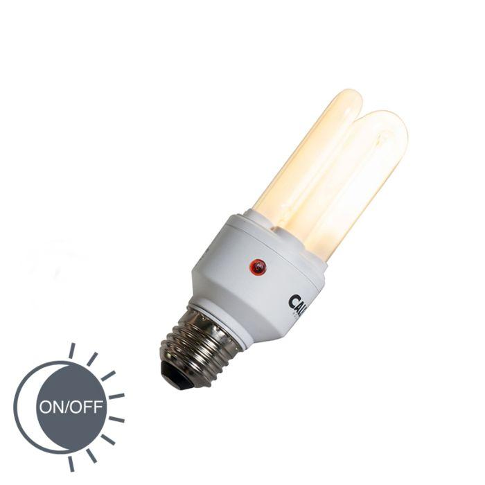 Świetlówka-CFL-E27-15W-3U-T4-2700K