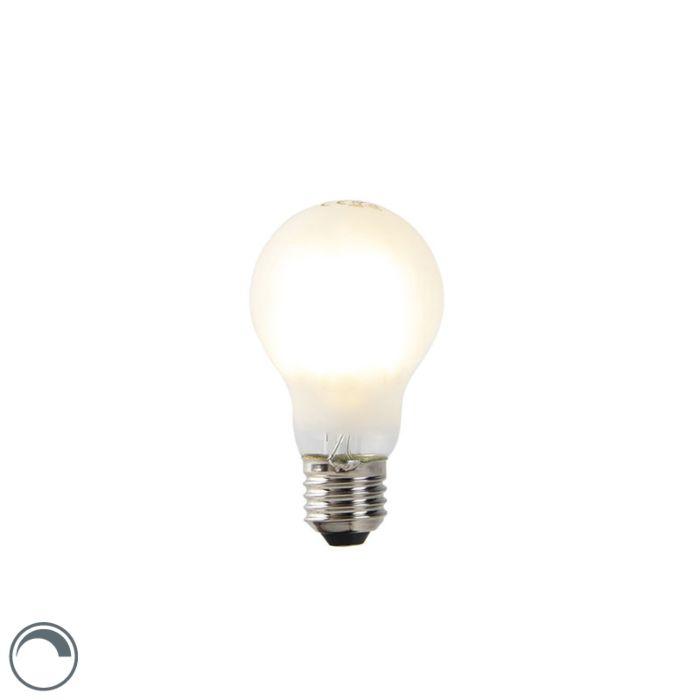 E27-ściemnialny-żarnik-LED-A60-szkło-mleczne-7W-806-lm-2700-K.