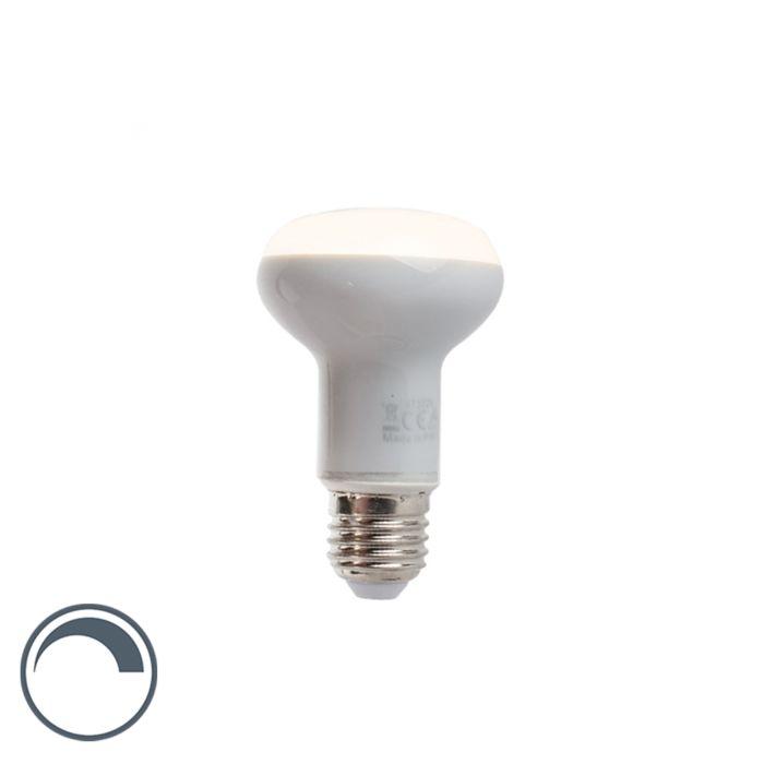 Żarówka-reflektor-LED-E27-R63-5W-370lm-2900K