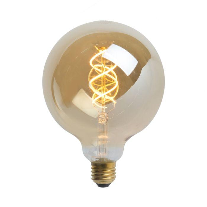 LED-filament-kula-E27-5W-300-lumenów-ciepło-biała-2200K