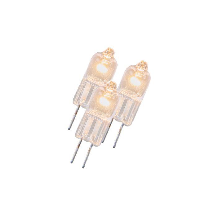 Zestaw-3-żarówek-halogenowych-G4-5W-12V-przezroczysta