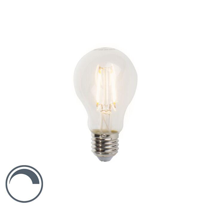 Żarówka-LED-E27-A60-5W-470lm-2700K-ściemnialna