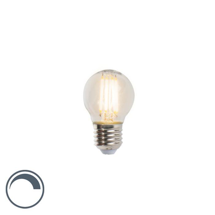 Żarówka-LED-E27-filament-5W-470-lm-P45-ściemnialna