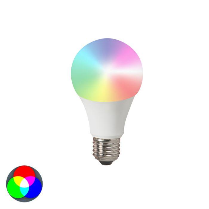 Żarówka-LED-E27-240V-7W-500lm-A60-Smart-Light