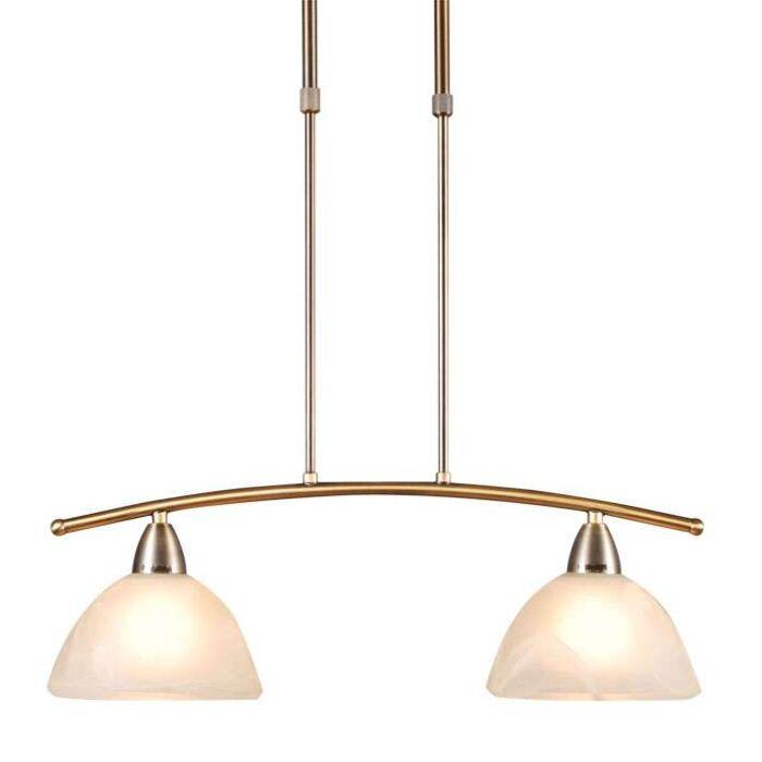 Lampa-wisząca-Firenze-2-brąz