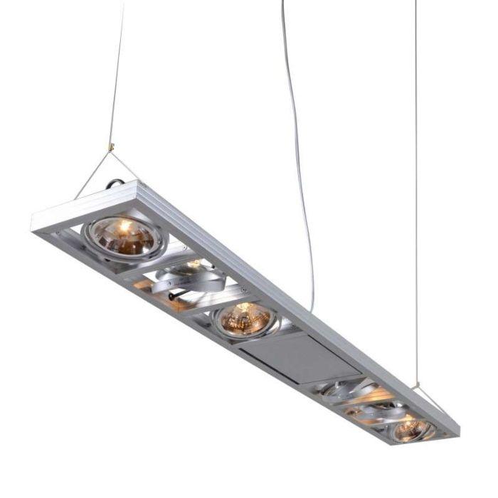 Lampa-wisząca-Kardan-6-aluminium