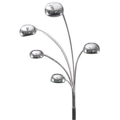 Lampa-podłogowa-łuk-Seventies-chrom