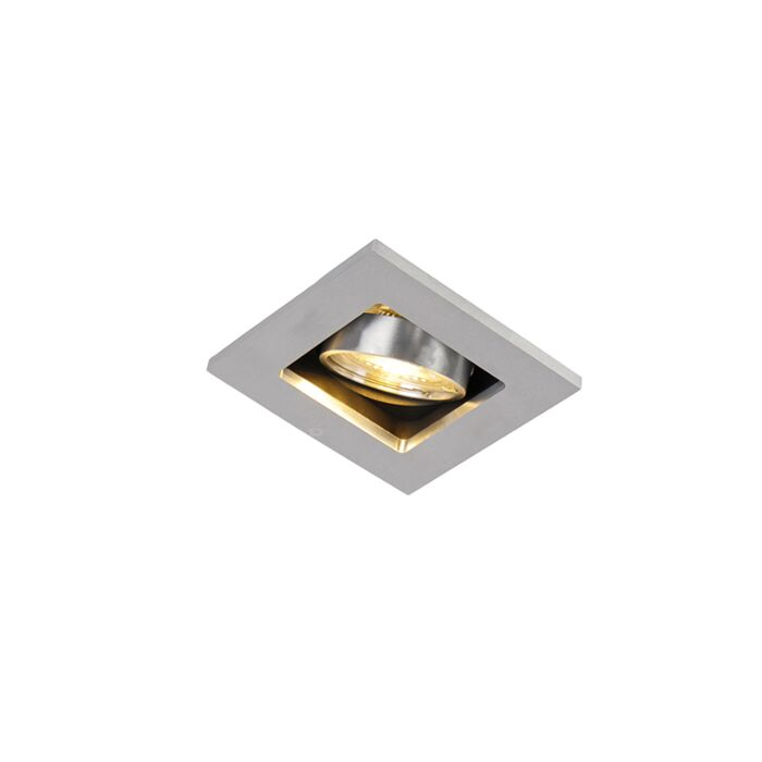 Nowoczesna-oprawa-do-wbudowania-kwadratowa-aluminium---Qure