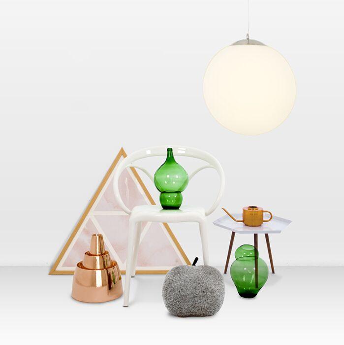 Nowoczesna-lampa-wisząca-szkło-40cm---Ball
