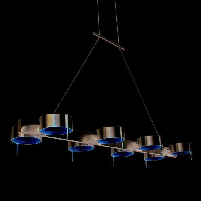 Lampa-wisząca-Eye-8-aluminium