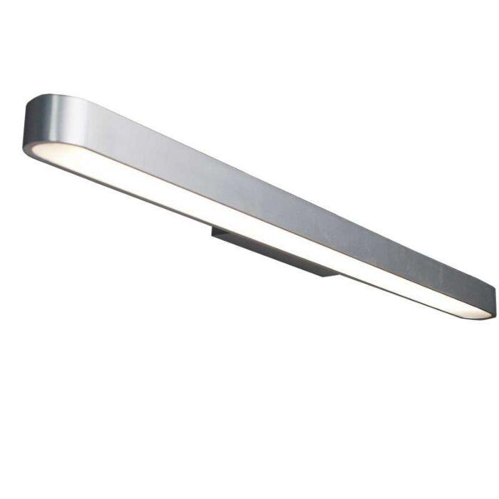 Kinkiet-Linea-90-aluminium