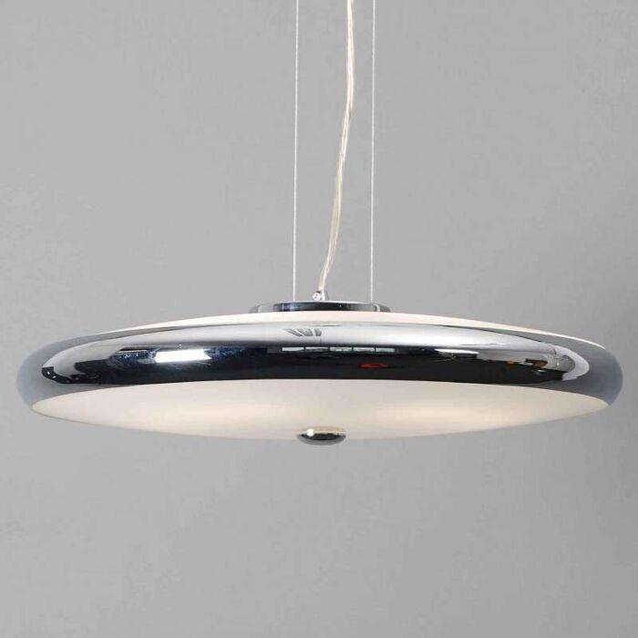 Lampa-wisząca-Mentos-40W-chrom