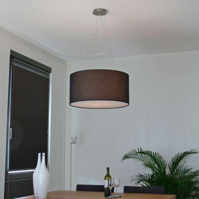 Lampa-wisząca-Drum-60-czarna