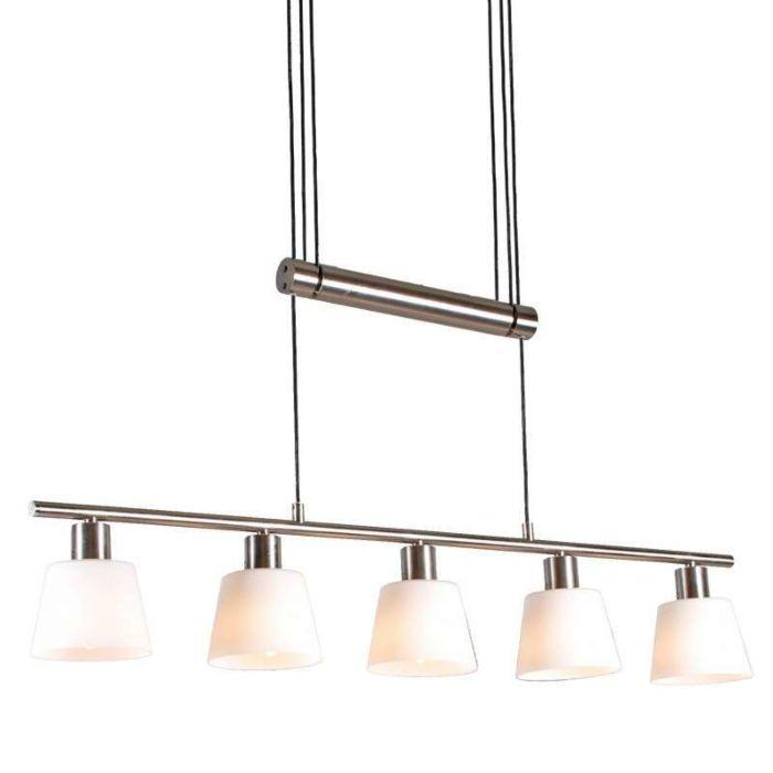 Lampa-wisząca-Pendula-HL93-5-źródeł-światła
