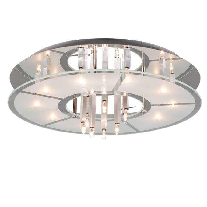 Plafon-Circle-16-chrom