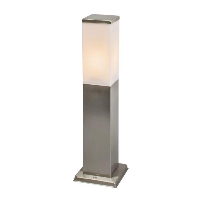 Nowoczesna-lampa-zewnętrzna-stal-45-cm---Malios