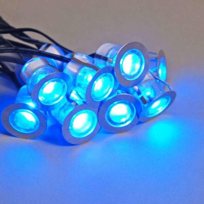 Komo-zestaw-opraw-do-wbudowania-LED-10-sztuk-IP65-niebieska