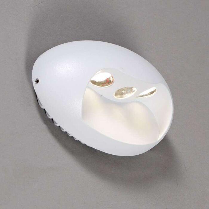 Kinkiet-Pole-LED-biały
