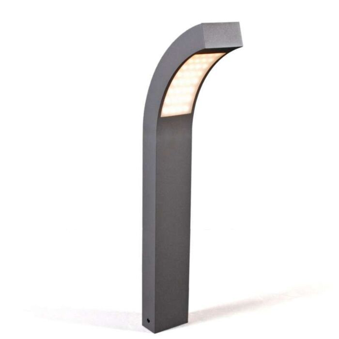 Lampa-zewnętrzna-Sweden-LED-P60-grafit