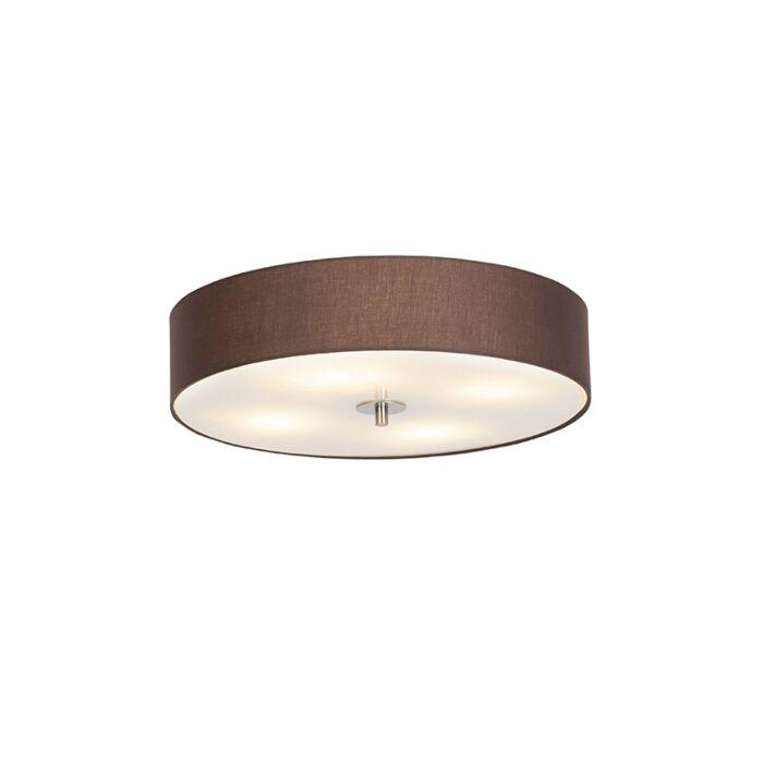 Klasyczny-plafon-brązowy-50cm---Drum