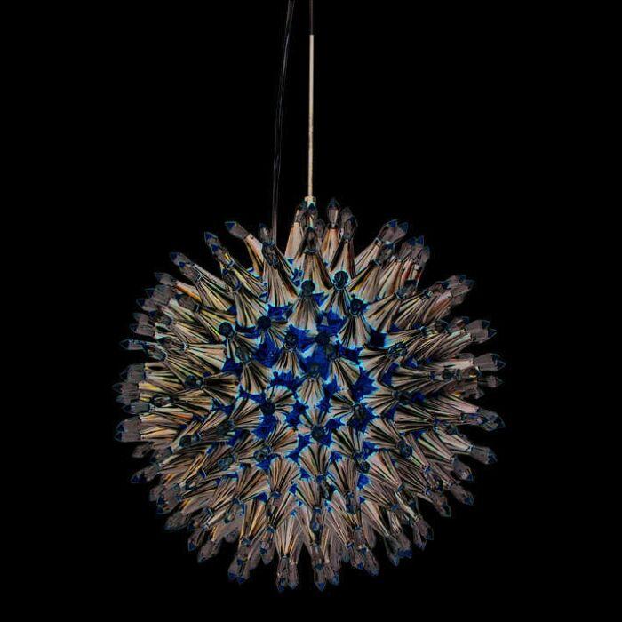 Lampa-wisząca-Soleil-10-chrom