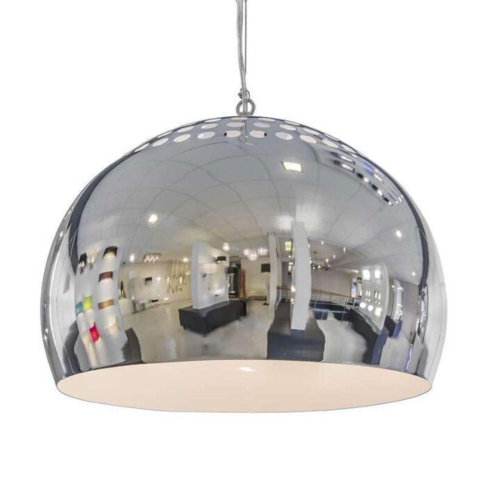 Lampa-wisząca-Fermo-40cm-chrom