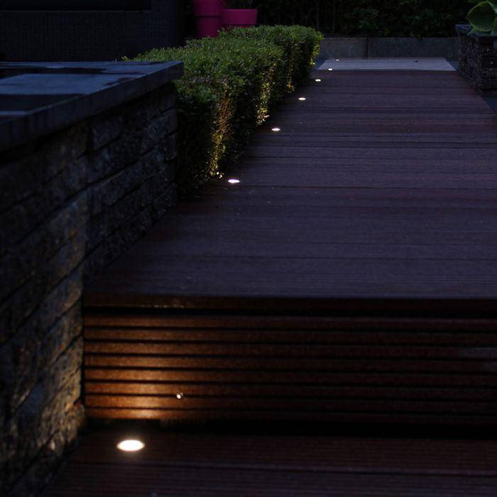 Zestaw-10-opraw-LED-do-wbudowania-Cosi-ciepło-biała