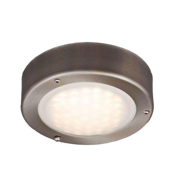 Lampa-ścienna/sufitowa-Saygo-okrągła-LED