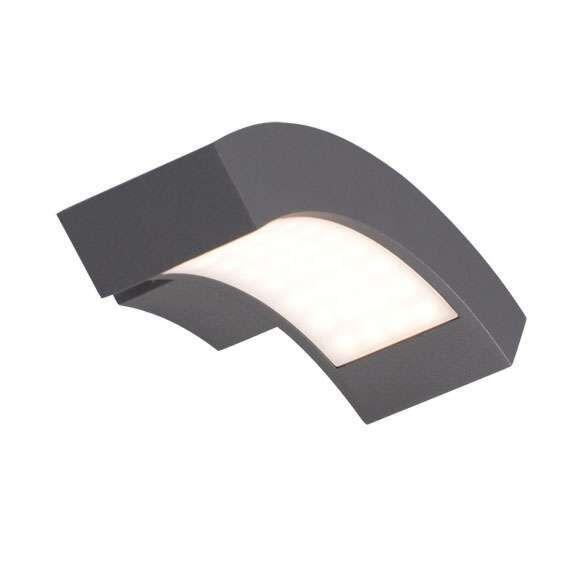 Lampa-zewnętrzna-Sweden-LED-ścienna-grafit