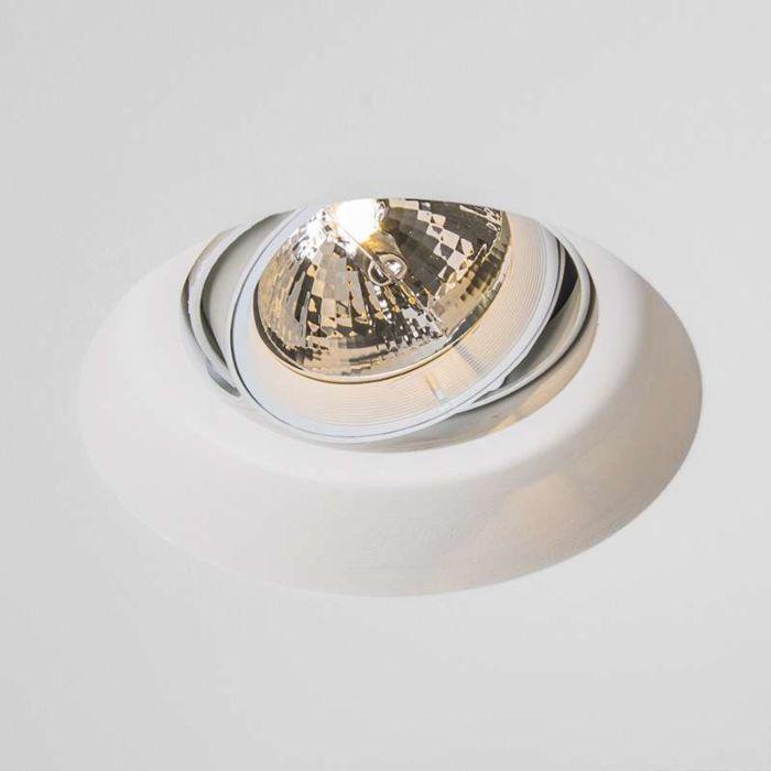 Oprawa-dop-wbudowania-Gipsy-Zero-okrągła-I-G53-AR111