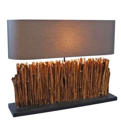 Lampa-stołowa-Phuket-Grande-z-brązowym-kloszem