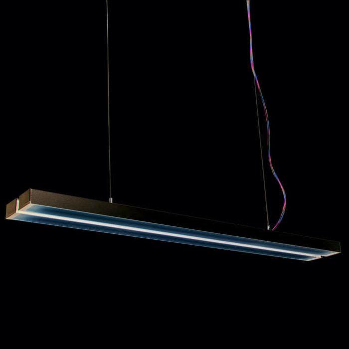 Lampa-wisząca-Tube-Q-Double-srebrna-2-x-28W