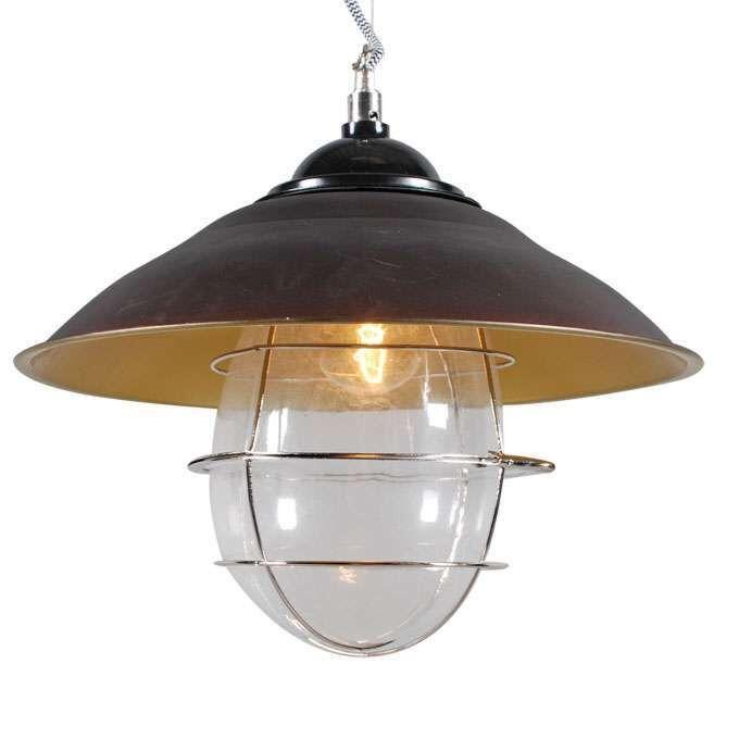 Lampa-wisząca-Skipper-antyk