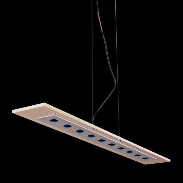 Lampa-wisząca-Credo-Straight-100-LED-czarna
