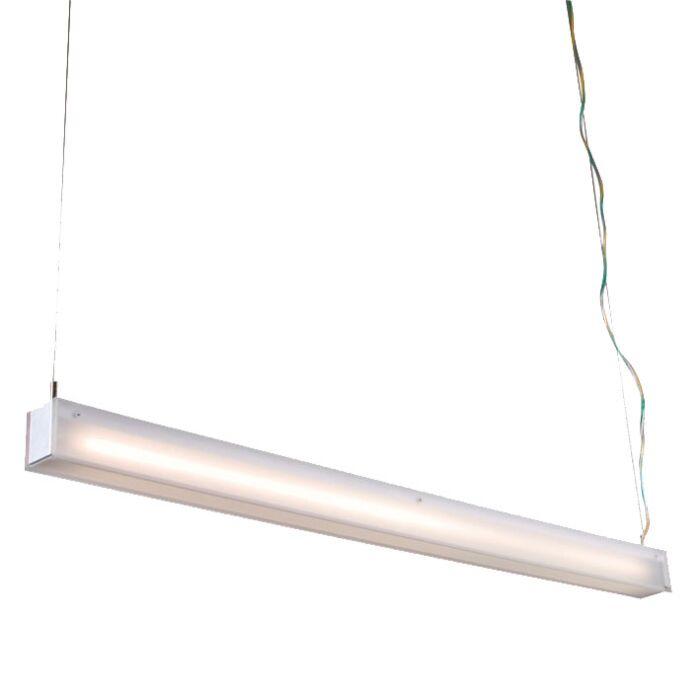 Lampa-wisząca-Tube-R-biała-28W