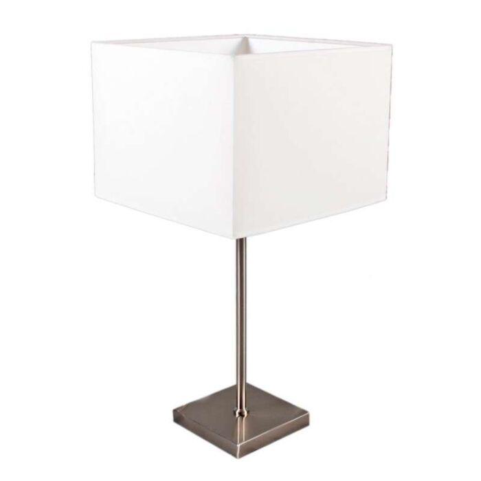 Lampa-stołowa-VT-Larg-biały