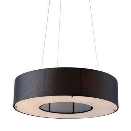 Lampa-wisząca-Drum-Open-60cm-czarna