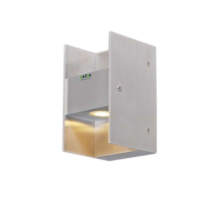 Kinkiet-Luna-II-aluminium-LED-IP54